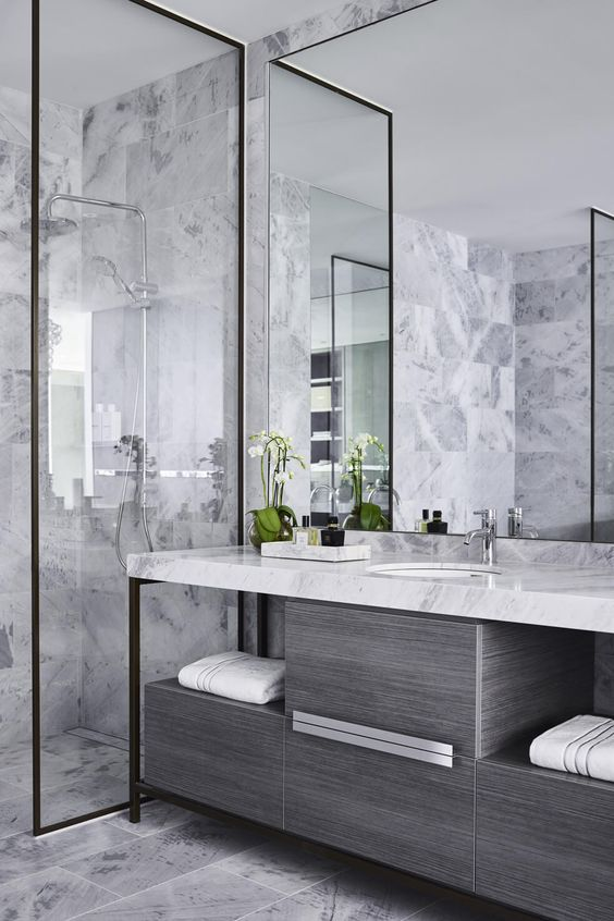 luxury bathroom decor essentials round up