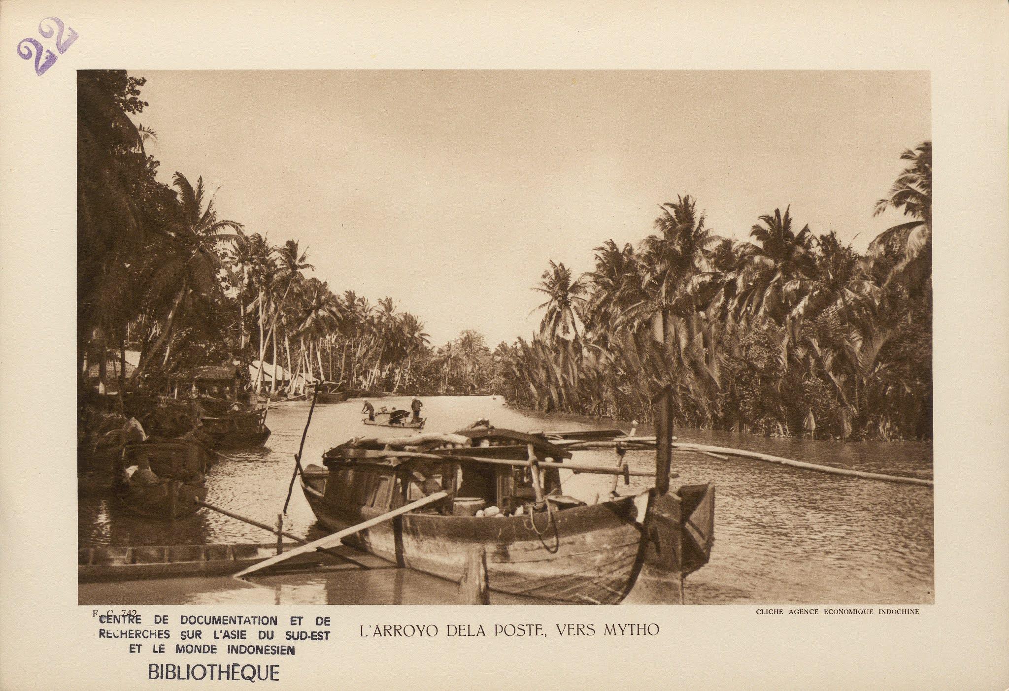 1934 L'Indochine française