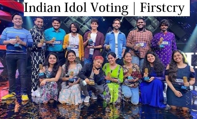 firstcry voting indian idol 12
