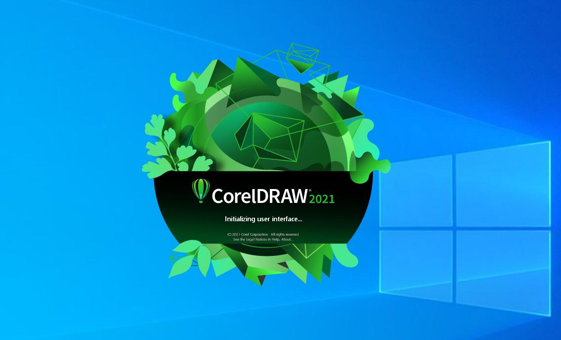 Cara Install CorelDraw 2021