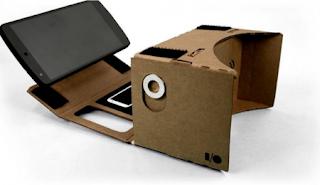 Realidad virtual desde tu Smartphone: gafas VR Google Cardboad