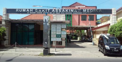 Jadwal Dokter RS Assakinah Medika Sidoarjo