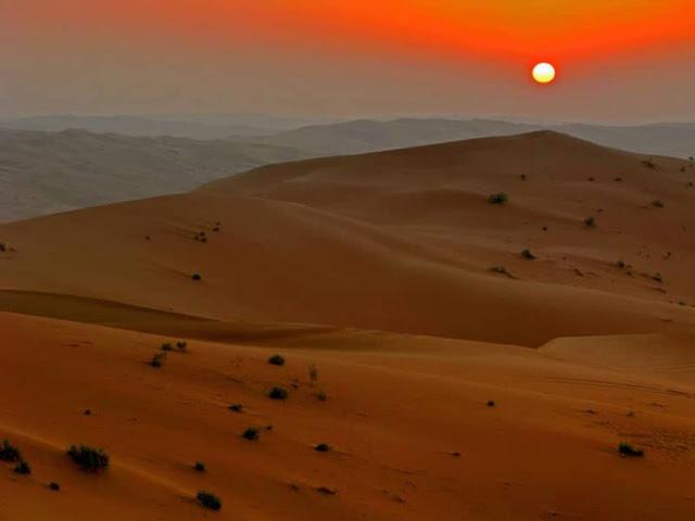 Deserto Rub al-Khali