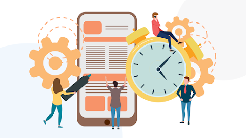 How Much Time Does It Take To Develop An App
