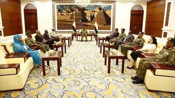 إقليم الفشقة ، الأراضي السودانية ، السودان ، مجلس السيادة، إثيوبيا، حربوشة نيوز