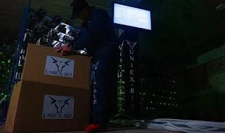 Новое оборудование в Uniex 3