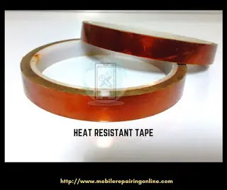 high temperature silicone adhesive tape