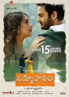Sammohanam 2018 Hindi Dubbed Movie Download HDRip 720p
