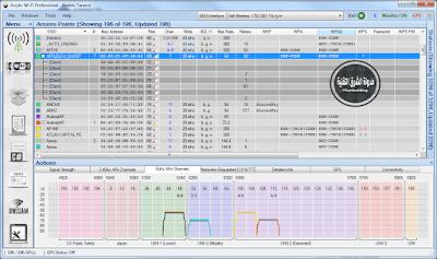 برامج مراقبه الواي فاي WiFi لاجهزه الكمبيوتر والاندرويد