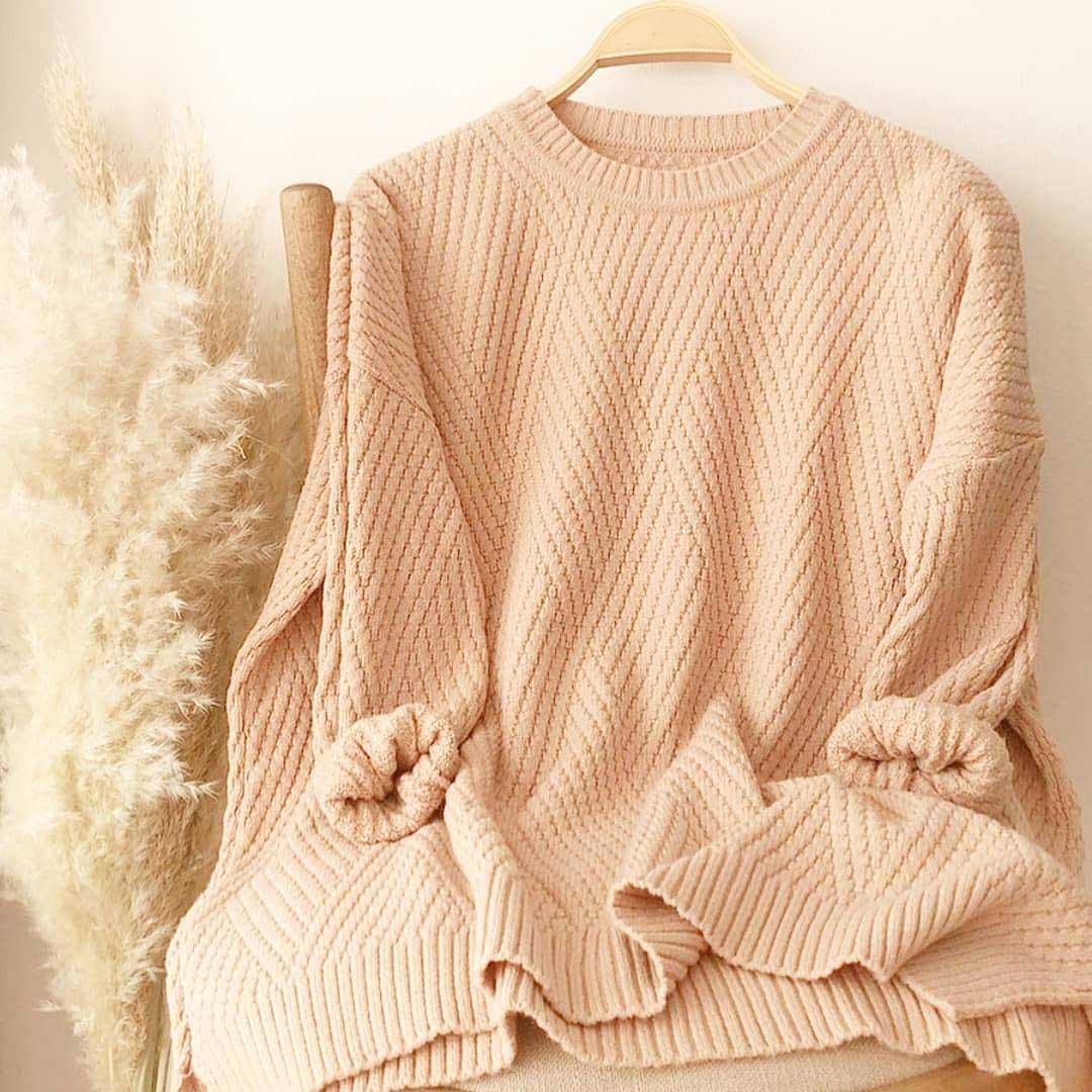 Sweaters invierno 2021 tejidos mujer