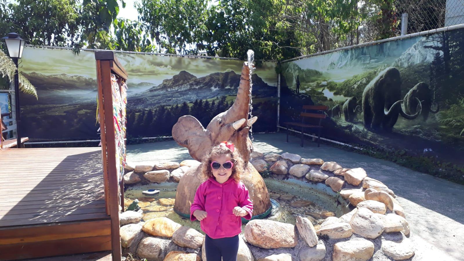 Parque dos Elefantes em Campos do Jordão