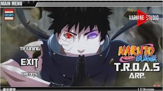 Naruto Senki T.R.O.A.S Mod Apk by Alfhi Terbaru 2017