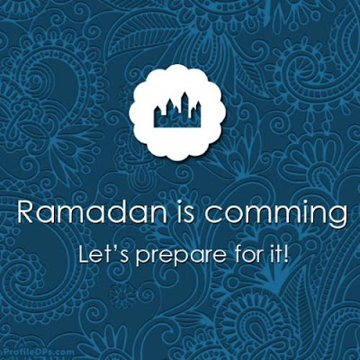 Ramadan Coming Dp