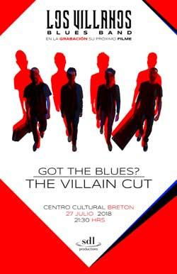 Got the Blues - the Villain Cut (2018)
