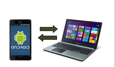 Cara Transfer File Tanpa Kabel Menggunakan Asus Zenfone Max Pro M2
