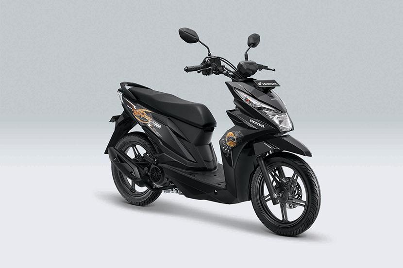 AHM Segarkan Tampilan New Honda BeAT eSP dan New Honda BeAT Street eSP