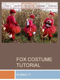 http://stitch11.com/free-crochet-fox-costume-tutorial/