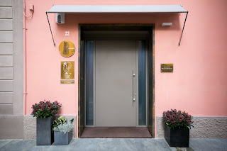 Bottura's restaurant Osteria Francescana in Modena has twice been named best in the world