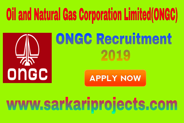 ONGC Recruitment 2019 Latest 214 ONGC Jobs Vacancies Updated, Apply Now