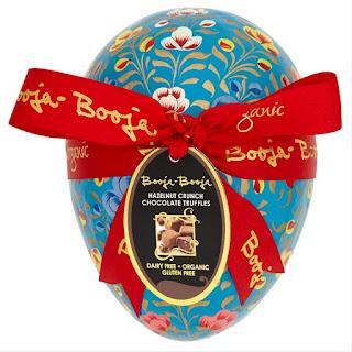 booja booja easter egg hazelnut crunch