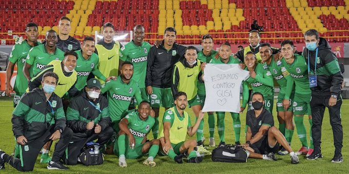 ¡A recuperar el liderato! Atlético Nacional confirmó sus convocados para recibir a Jaguares en el Atanasio
