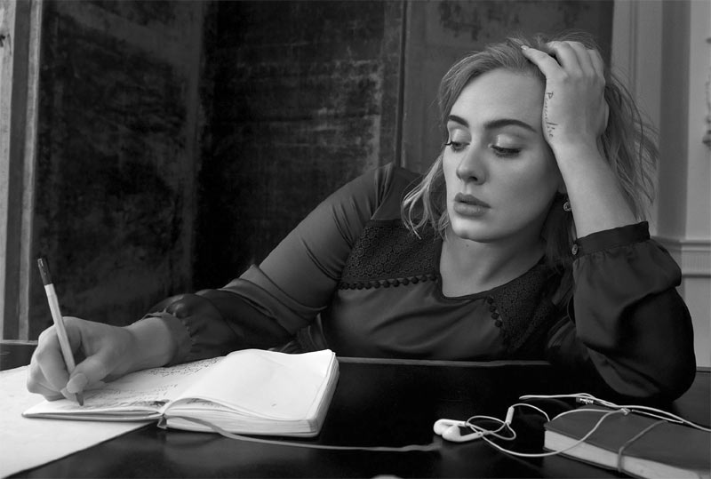Adele earned 46 million naira per day last year
