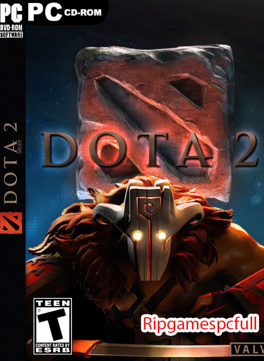 Dota 2 Offline Full Item PC Games