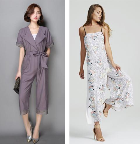 gambar model baju jumpsuit