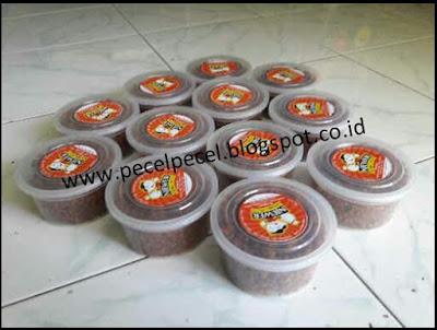 produksi bumbu sambel pecel madiun