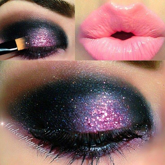 Different-Eid-Beautiful-Latest-Makeup-Ideas-For-Girls