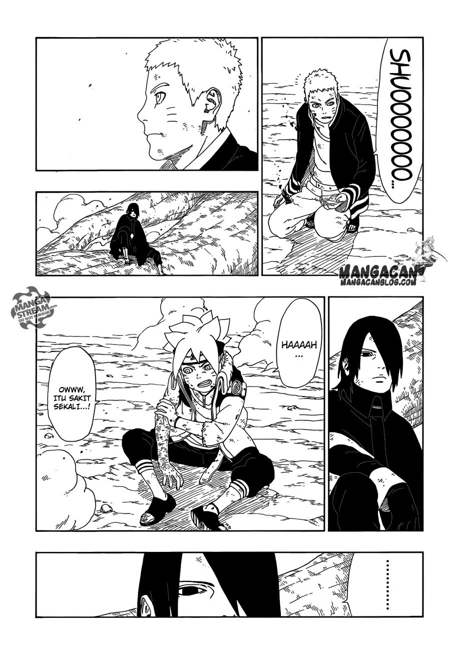 Baca Manga Boruto Chapter 9 Bahasa Indonesia