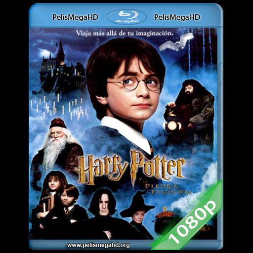 HARRY POTTER Y LA PIEDRA FILOSOFAL (2001) FULL 1080P HD MKV ESPAÑOL LATINO