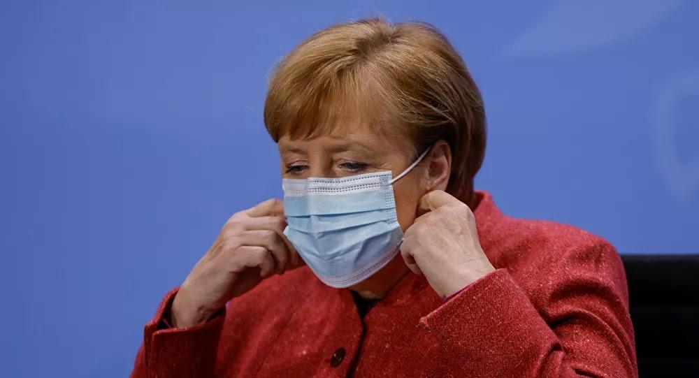 نصائح ميركل للألمان لتجنب الإصابة بكورونا في عيد الميلاد