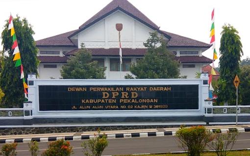 45 anggota DPRD Dilantik