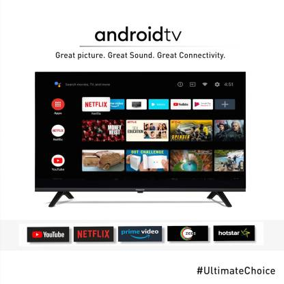 Panasonic 100 cm( 40-inch) FHD Smart Android TV