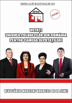 Uniunea Polonezilor din România