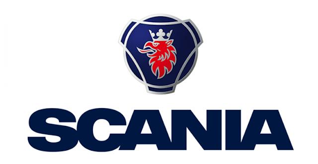 Scania, el fabricante de camiones Sueco tiene nuevo Logo