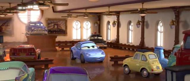Movies Network India: Cars (2006) BDRip Hindi XviD E-Subs ...