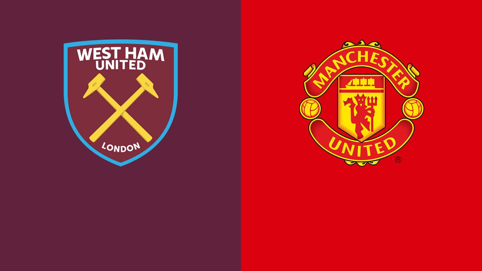 Manchester United vs West Ham live predictions