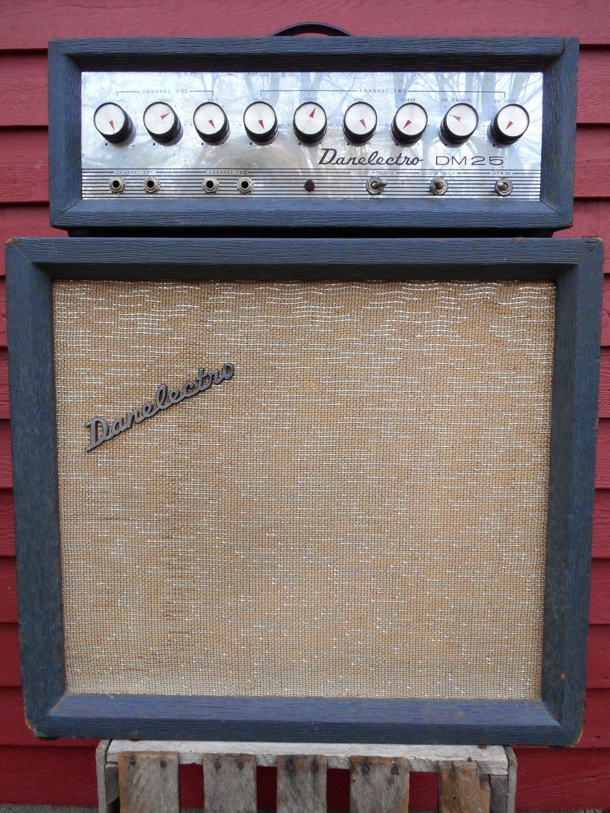 Dating a danelectro dm25 guitar amp