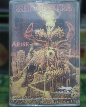 Kaset Sepultura - Arise