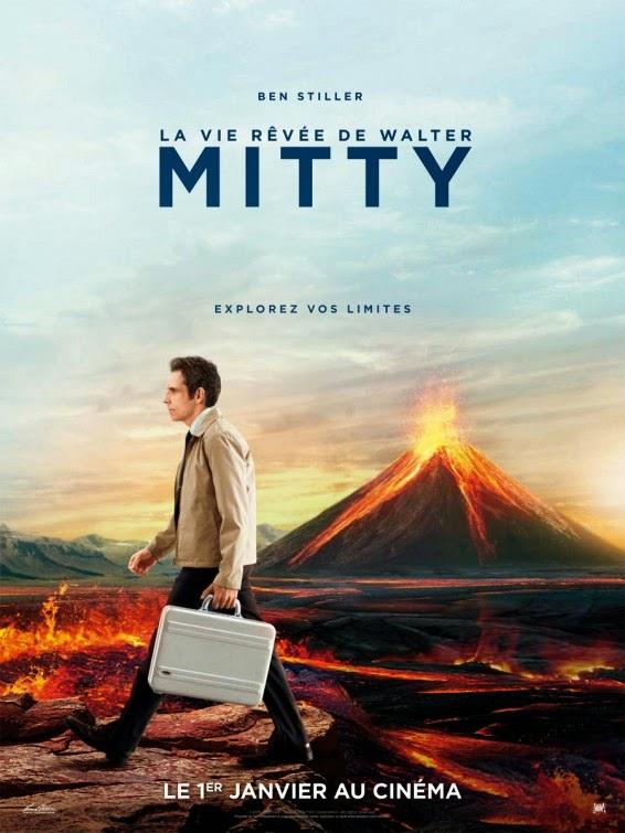 The Secret Life of Walter Mitty ชีวิตพิศวงของวอลเตอร์ มิตตี้ [HD]