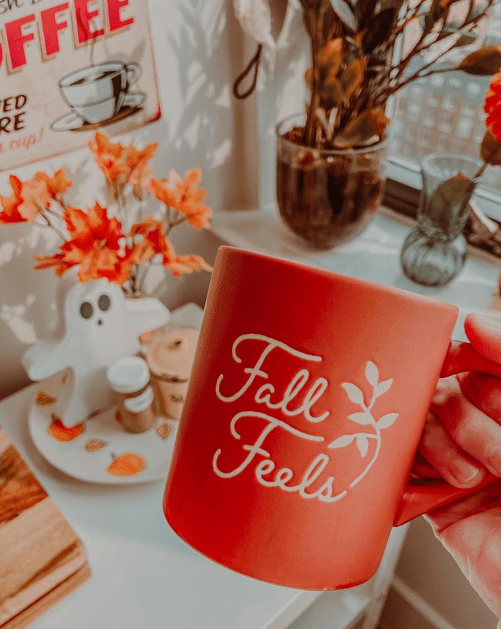 Fall mugs Target — Target fall mug — target Halloween mug
