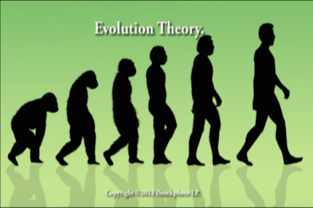 Evolution theory or fact?