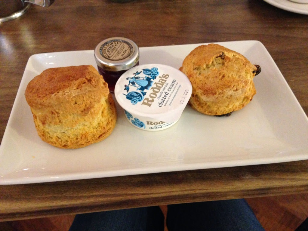 Chartwell scones
