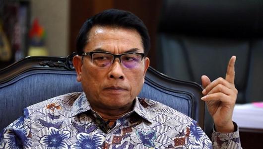 Moeldoko: Purnawirawan Beri Penguatan Kepemimpinan Jokowi sebagai Presiden