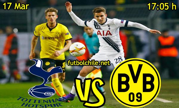 VER STREAM RESULTADO EN VIVO, ONLINE: Tottenham Hotspur vs Borussia Dortmund