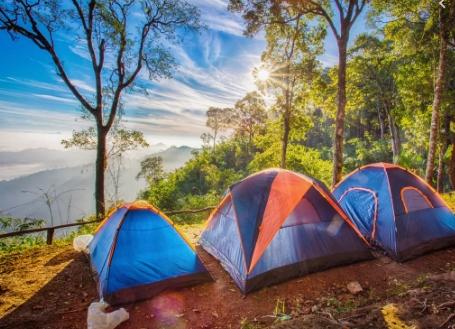 Tips Camping Pertama Kali