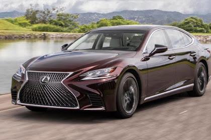 2020 Lexus LS Review, Specs, Price