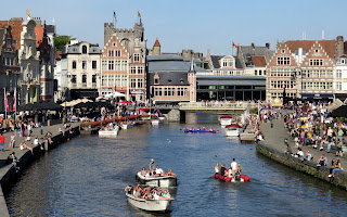 Transfer from Charleroi Airport to Ghent